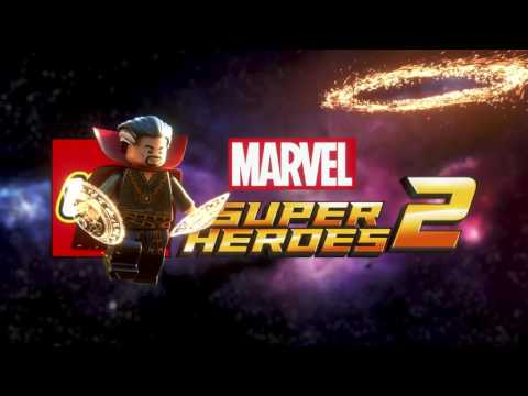 LEGO MARVEL SUPER HEROES 2 - тизер