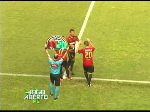 [JOGO ABERTO PE] Sport empata com o Atlético-MG e cai três posições