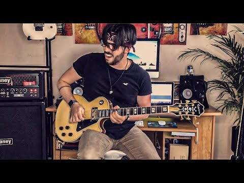 Kiss – I Was Made For Loving You – Electric Guitar Cover by Tanguy Kerleroux