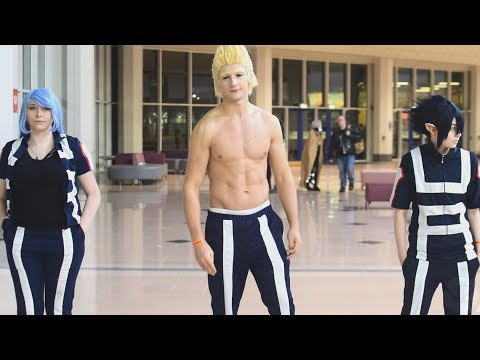 My Hero Academia 2019 Cosplay Video - The Big Three