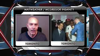 Showdown Joe gives a first hand account of being at The Mayweather / McGregor Press Conference in Toronto and grades each fighter on their performance.
