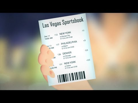 Video of Vegas Sports® bet tracker