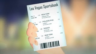 Vegas Sports® bet tracker YouTube video