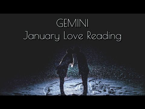 GEMINI ♊ Begging for forgiveness! You've moved on to new love! 💖 January 2021