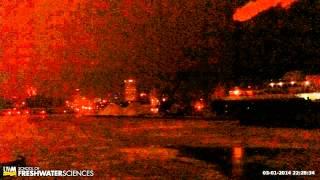 HD Webcam Timelapse 03-01-2014 22:00-22:59