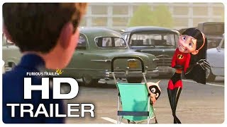 Video Incredibles 2 Violet Identity Revealed To Her Boyfriend Trailer (NEW 2018) Superhero Movie HD MP3, 3GP, MP4, WEBM, AVI, FLV Juni 2018