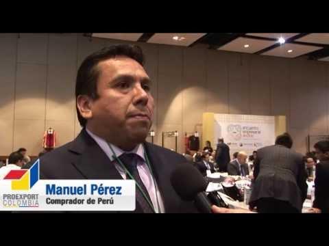 II Encuentro Empresarial Andino registró expectativas de negocios por US$92,5 millones