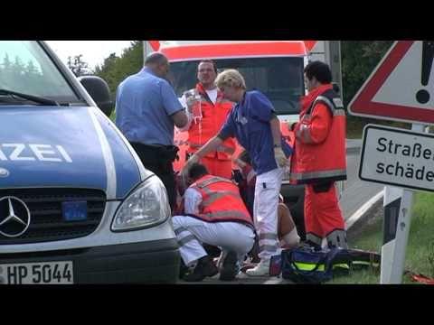 Strothe: Radfahrer von Auto erfasst