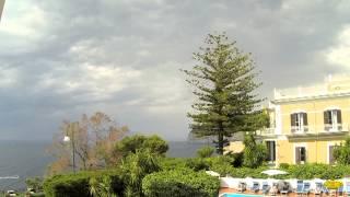 Sant'Agnello Italy  City pictures : Sant'Agnello, Italy: storm timelapse