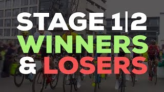 These are my winners and losers, my notable highlights of stages 1 and 2. There is SO much to go over in each stage of the TDF, but these are the highlights that I think need mentioning. Also, just want to say no one in the tour is a *Loser*, they are all amazing, I am just saying the people who lost out or had a bad day in the TourBeats by Retnik - https://www.youtube.com/watch?v=3kC8Iw0201c follow me bruhhttps://www.facebook.com/theVeganCyclisthttps://www.strava.com/athletes/180549https://www.instagram.com/the_vegan_cyclist/
