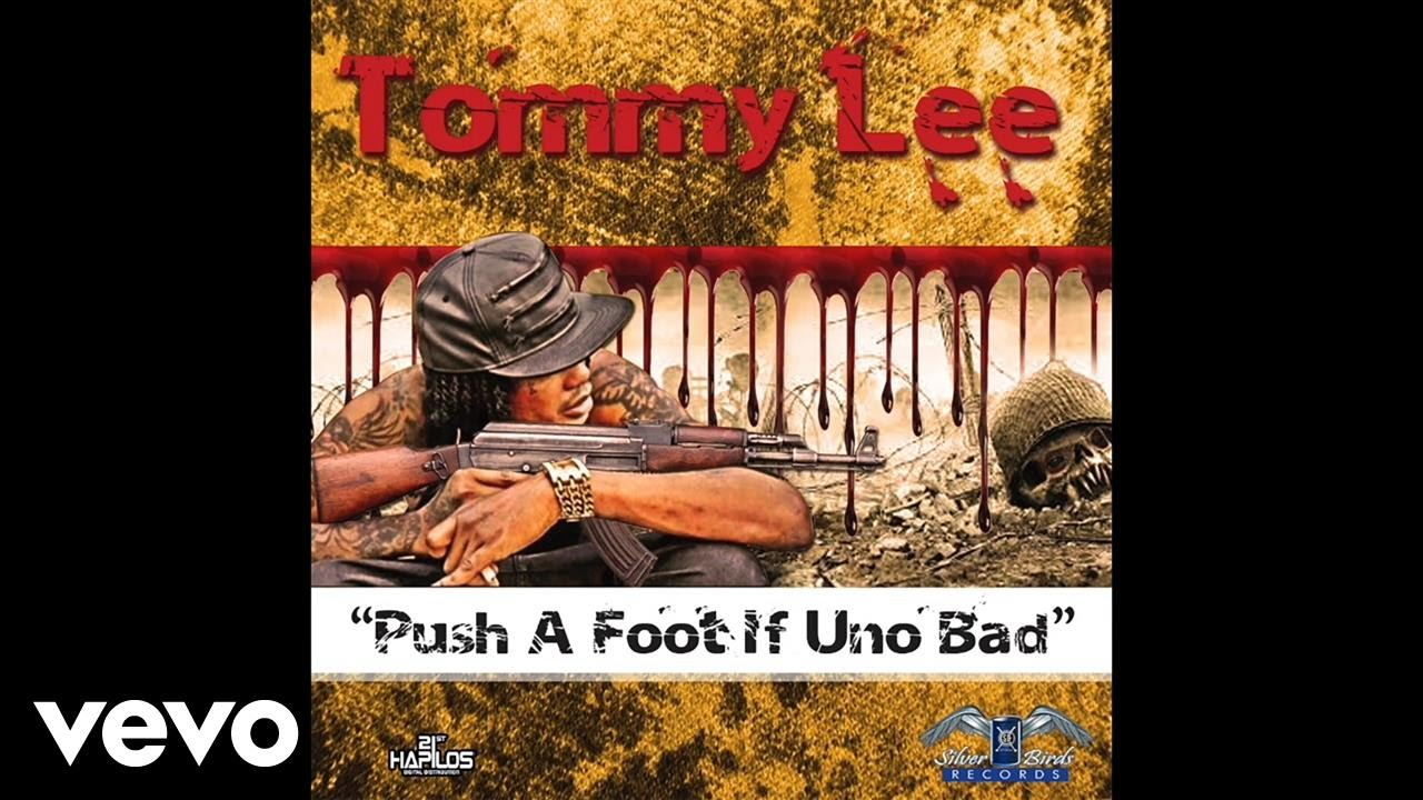Tommy Lee Sparta - Push a Foot