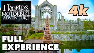 Video Hagrid's Magical Creatures Motorbike Adventure - Full Experience in Front Row MP3, 3GP, MP4, WEBM, AVI, FLV Juni 2019