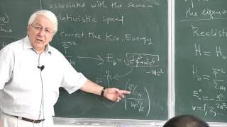METU - Quantum Mechanics II - Week 2 - Lecture 1