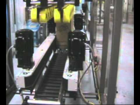 TBS-100 FC XL HM Gap Flap Exceeds Max L&W Case Sealer