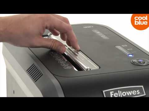 Fellowes Powershred 99ci Review En Unboxing (nl/be)