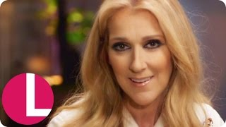 Video Celine Dion Sings to Adele and Opens Up About Losing Her Husband (Extended Interview) | Lorraine MP3, 3GP, MP4, WEBM, AVI, FLV Agustus 2017