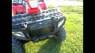 2. 2007 Polaris Sportsman 450 4x4