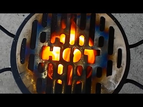 Rocket Stove -- version 3