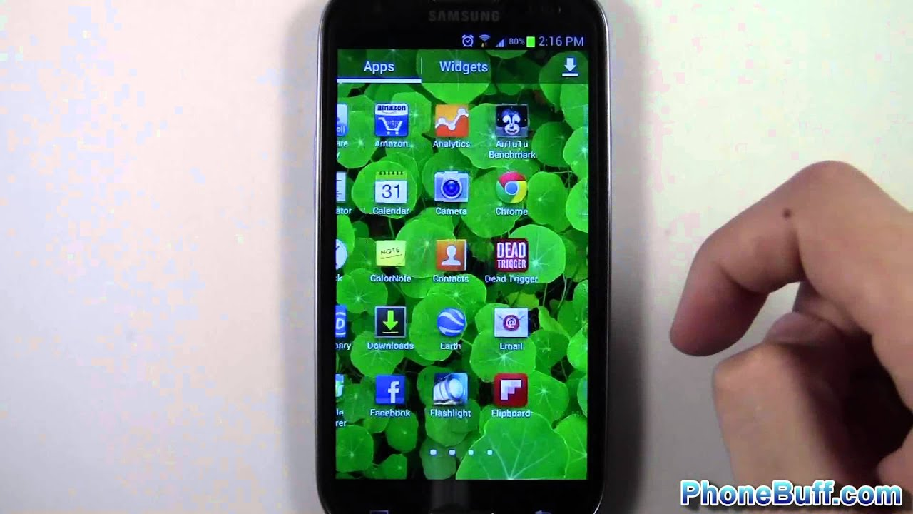 Descargar How To Hide Apps On The Samsung Galaxy S3 para Celular  #Android