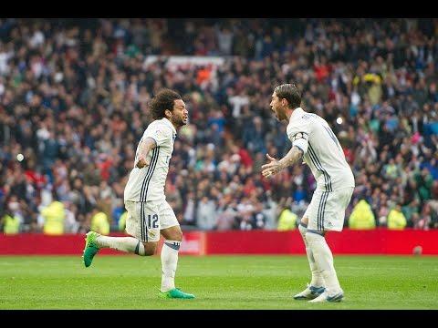 Real Madrid vs Valencia 2-1 All Goals & Highlights 29/04/2017