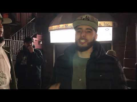 Gutta On His Battle vs Ave @ CGBL's: Bars & Haymakers 2