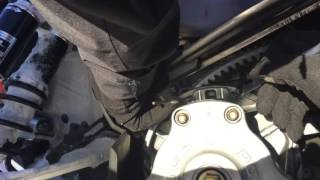 5. Replacing Weights and Changing a Belt on a 2016 Polaris RMK AXYS with Matt Entz