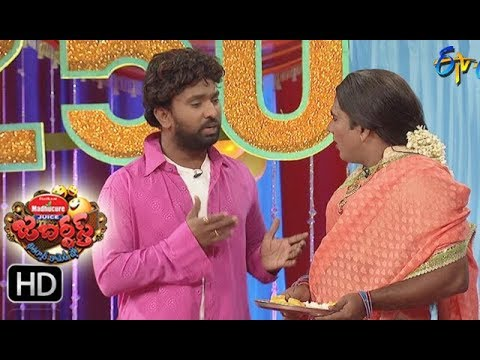 Adhire Abhinay Performance | Jabardasth | 16th November 2017