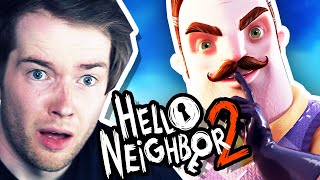 Hello Neighbor 2 Just Came Out!