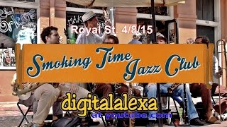 "Download Lagu Smoking Time Jazz Club - ""Tiger Rag"" -  4/08/15  - MORE at DIGITALALEXA channel Mp3"