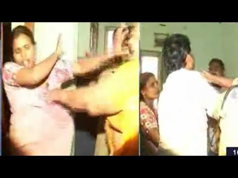 Lady Constables Fight for Husband | Illegal affair with Wifes friend : TV5 News