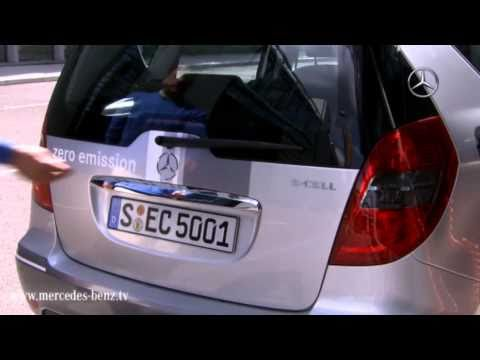 Mercedes A-Class E-Cell