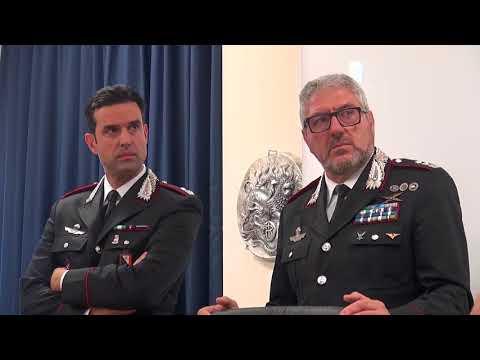 Arezzo, finti carabinieri truffano anziani: dodici arresti