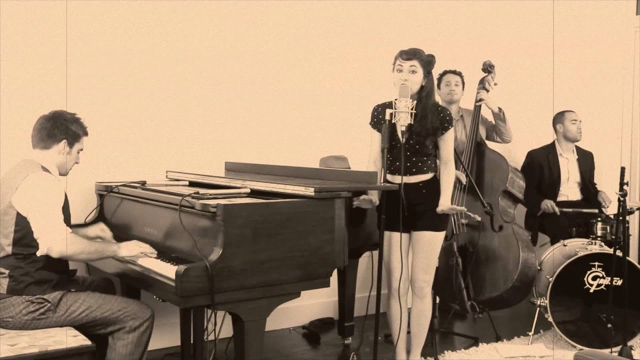 Call Me Maybe – Vintage 1927 Music Video / Carly Rae Jepsen Cover