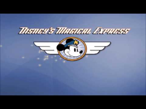 Disney's Magical Express | Background Music | Relaxing Disney Music (Final)