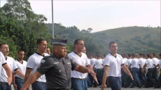 Escola Superior de Soldados promove desfile alusivo ao Dia Internacional da Mulher. Dia 06/03/2015.