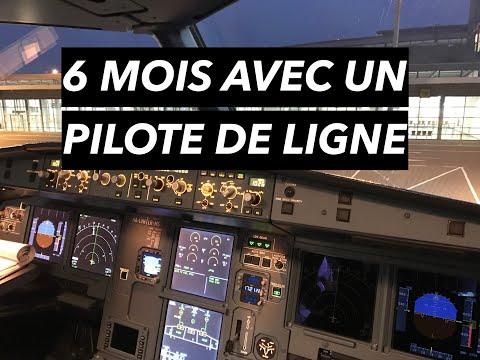 6 mois dans la vie de Nicolas Tenoux (IPSA promo 2007), pilote de ligne