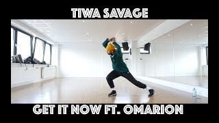 Tiwa Savage - Get It Now Ft. Omarion | Dance | Choreography by Dayan Raheem | Class Video