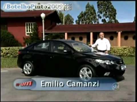 VRUM - Teste do Kia Cerato - 28-02-2010