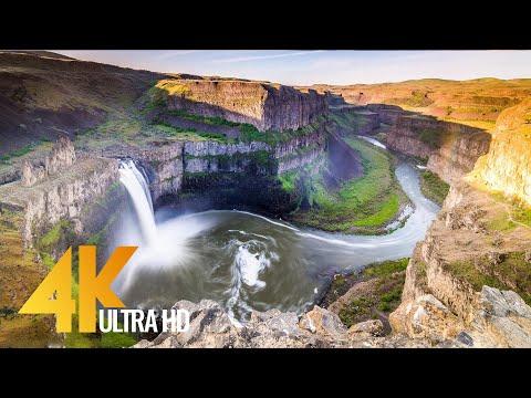 Beautiful Washington. Episode 6 - 4K Documentary Film about Washington State (with narration)