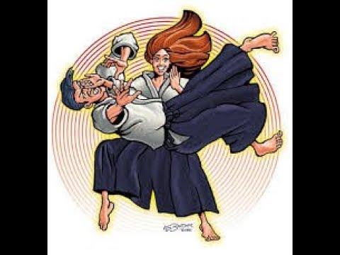 Aikido vs Aikido Randori free. Рандори. 17.09.18