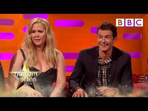 Amy Schumer, John Boyega & Orlando on dating fails | The Graham Norton Show - BBC