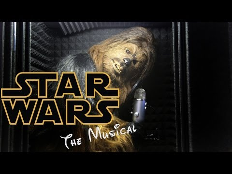 gsmaestro - What does it take to get a Wookiee to sing? Star Wars Musical Coming June 2014 Sign up for updates at: http://starwarsmusical.com/ Starring George Shaw Chewb...