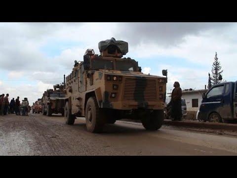 Τουρκία: Νέα επιχείρηση «Εαρινή Ασπίδα» στην Ιντλίμπ της Συρίας…