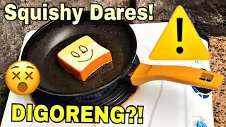 Video GORENG SQUISHY?!! X-Treme Squishy Dares! MP3, 3GP, MP4, WEBM, AVI, FLV Februari 2018