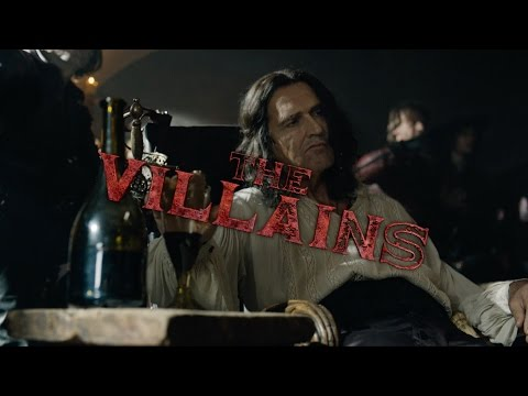 The Villains - The Musketeers: Series 3 - BBC One