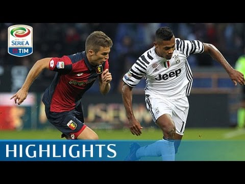 Genoa - Juventus - 3-1 - Highlights - Giornata 14 - Serie A TIM 2016/17