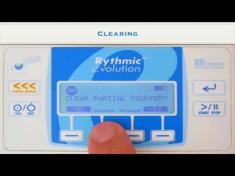 3 Change bag - Hướng dẫn sử dụng bơm tiêm giảm đau Rythmic Micrel