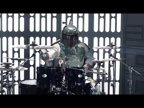 Heavy Metal Star Wars Theme