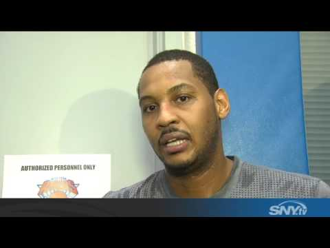 Video: Carmelo Anthony: