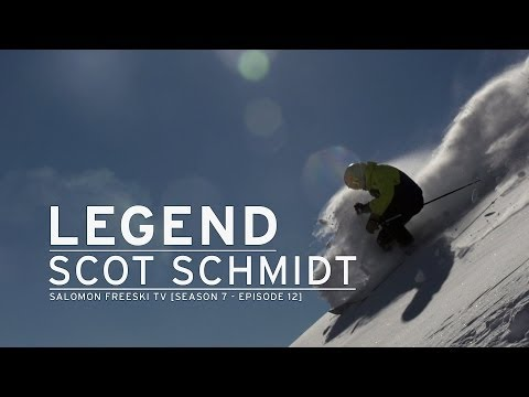 Legend Scot Schmidt - Salomon Freeski TV S7 E12